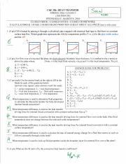 306Sp16 Exam 2 Solutions