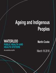 Lecture 14_First Nations_Cooke_18March2016