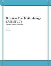 business-plan-methodology-case-study