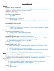 Study Guide Quiz #2 Nutrition.docx
