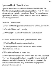 Rock Classification