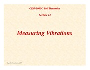 SD-Lecture13-Measuring-Vibrations