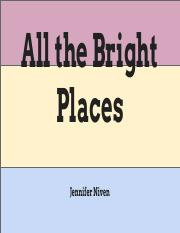 All the Bright Places.pdf