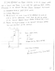 Stub Abutment Example Problem and Solution