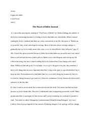 The power of habit essay.docx