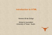 J321 C Class Presentation 11_Introduction HTML