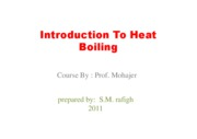 Microsoft PowerPoint - Introduction To Heat BOILing