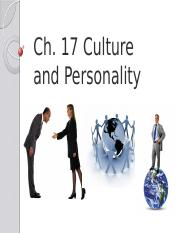Ch. 17 Culture & Personality-student (1).pptx