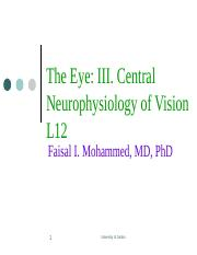The Eye-central pathway L 12-students.ppt