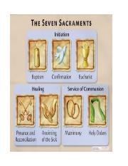 The Seven Sacraments_Baptism and Confirmation
