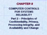 CH8 ReliabilityControls2